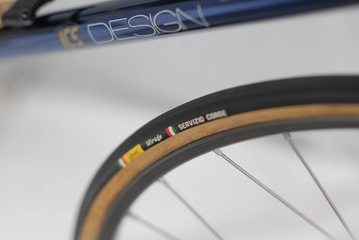 Clement mirage singles / tubulars.