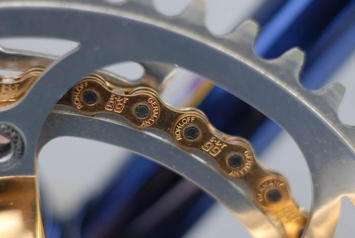 CHAIN Gold Rohlhoff SLT 99 24 Karat.