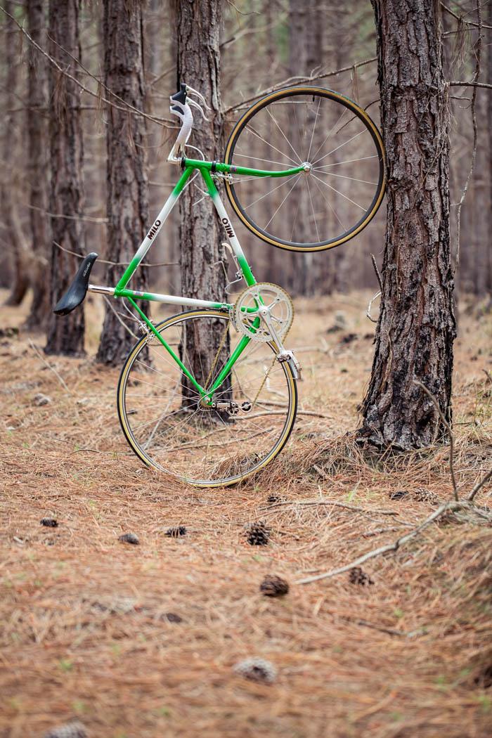 Milo bike.