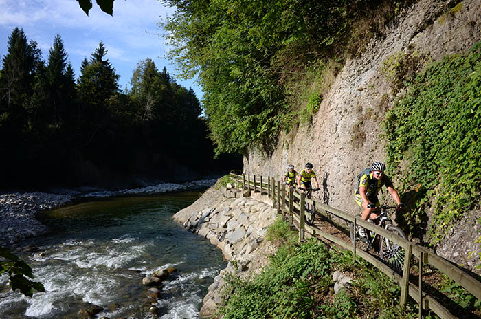 Get lost in Switzerland at the Navad 1000