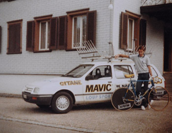 Mavic Gitane Loup Sport Team Car
