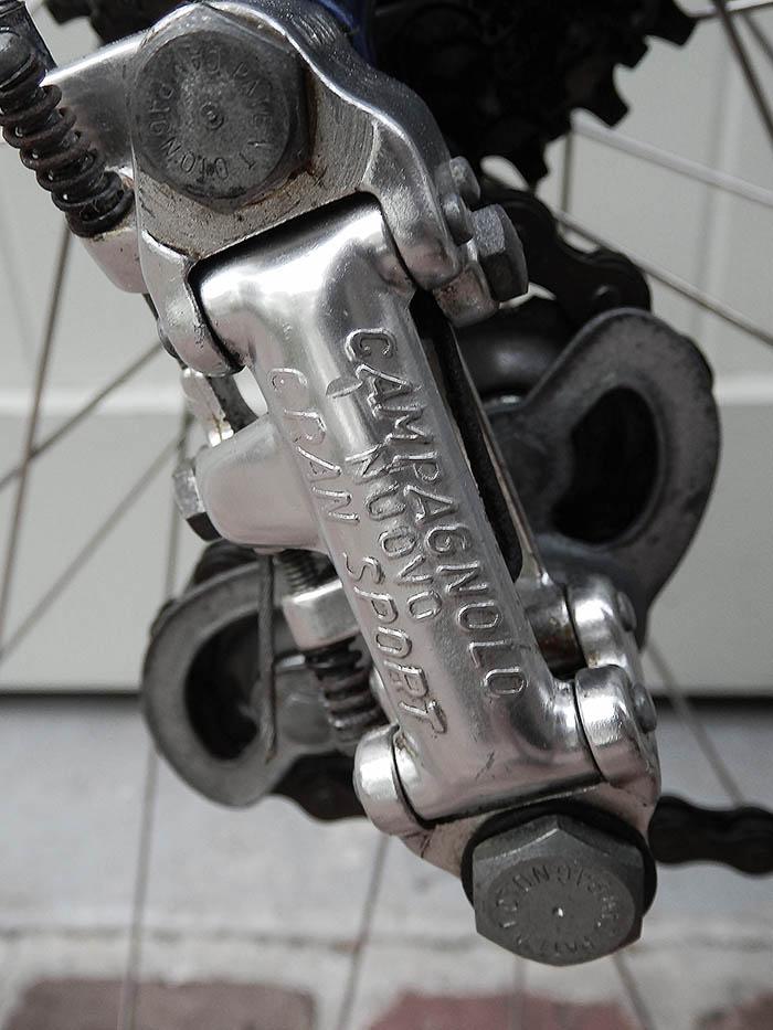 Campagnolo Nuovo Gran Sport rear derailleur
