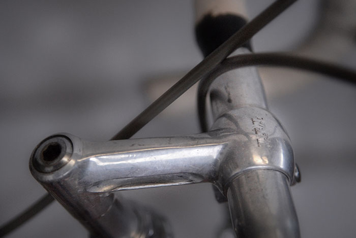 3ttt Special stem on the Masi Special.
