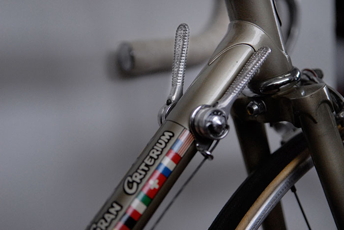 Masi Special with Masi Gran Criterium decals.