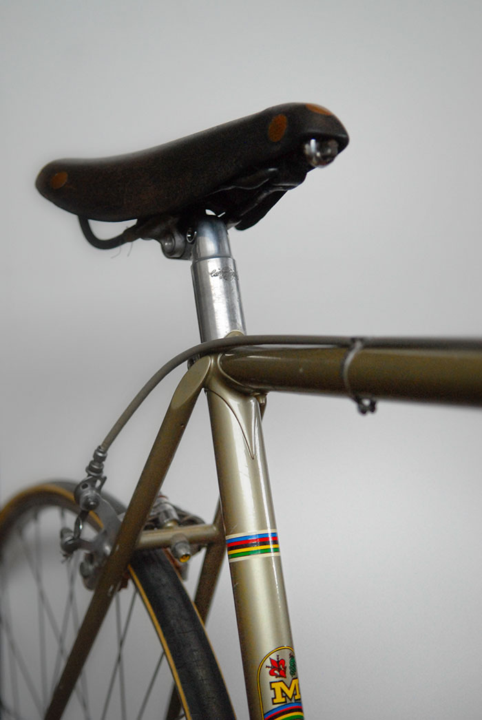 Masi Special Milano built for Roberto Maspes, son of the famous Italian sprinter Antonio.