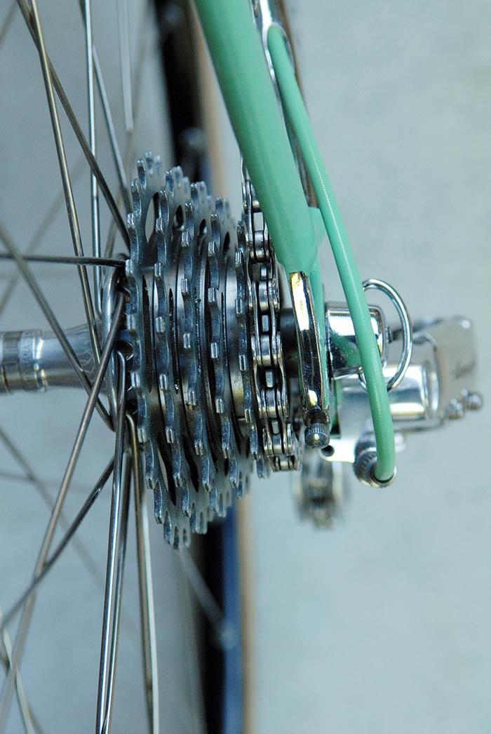 Regina CX freewheel 6 speed.