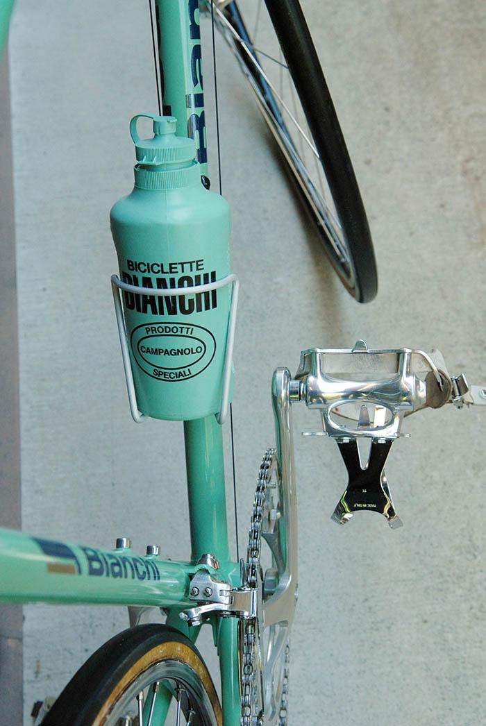 Bianchi Campagnolo bidon.