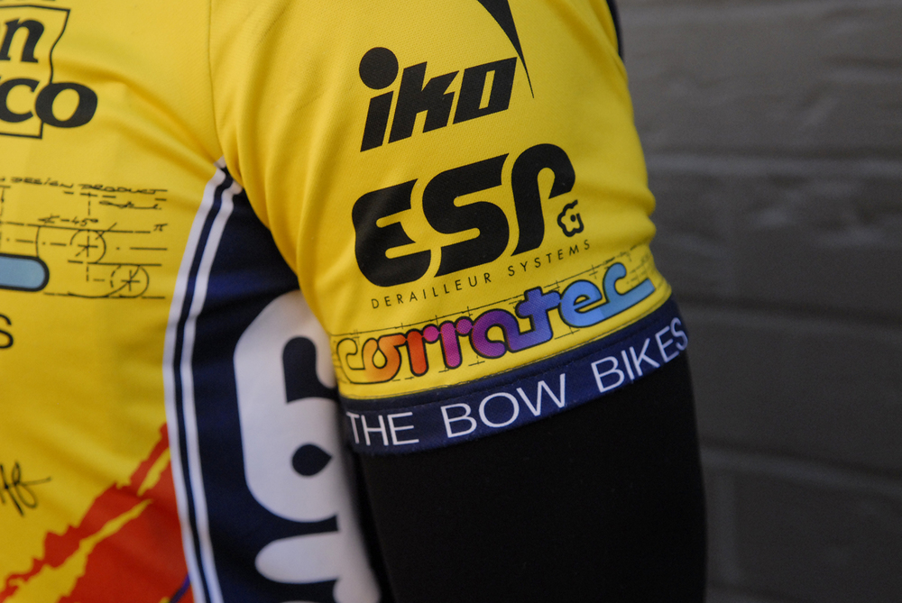Corratec bike jersey