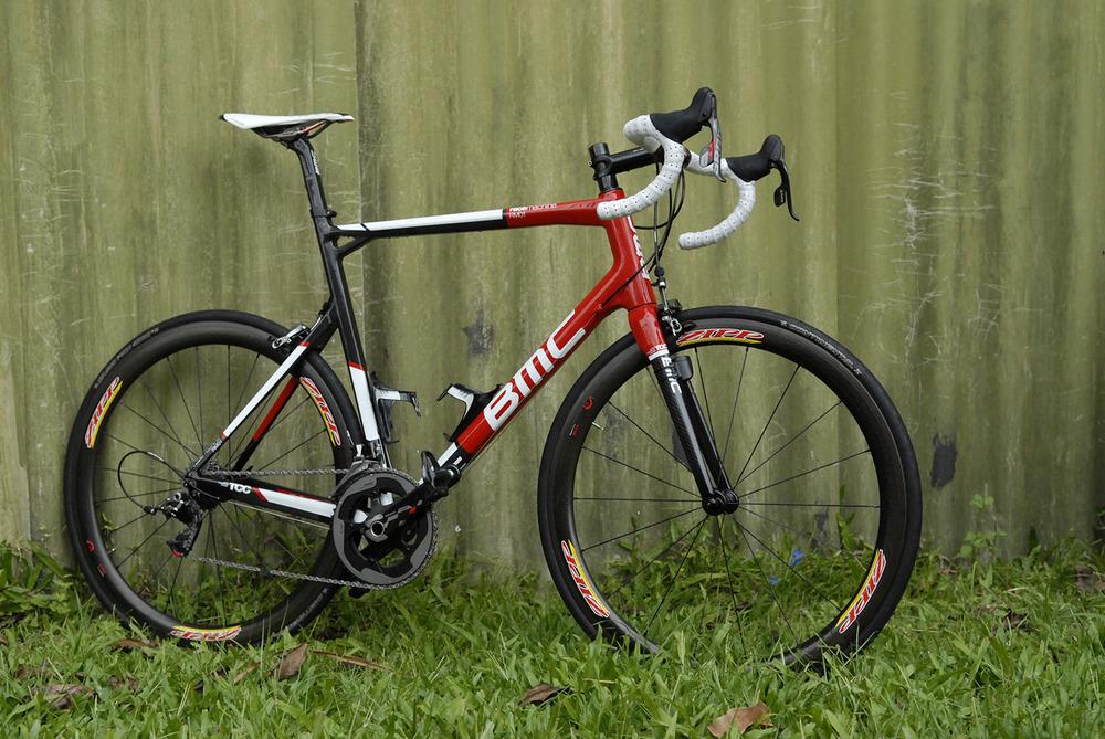 BMC bikes RM01