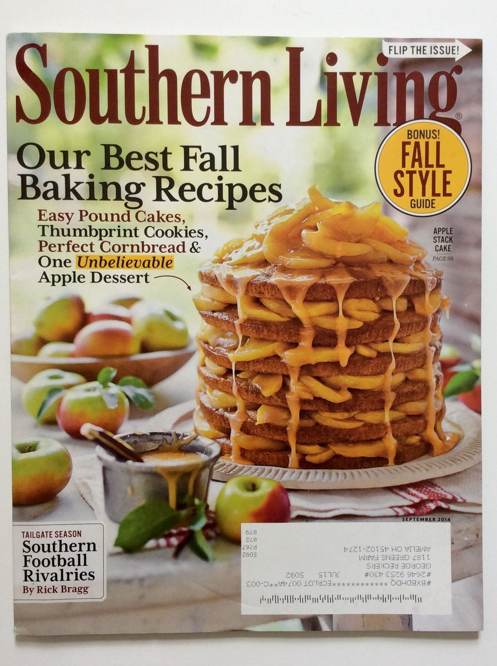 Southern Living Carlye Jane Dougherty