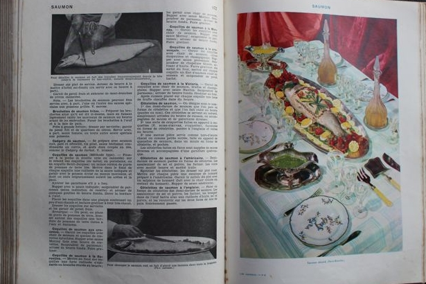 Larousse Gastronomique + Larousse Was Not A Real Chef by Carlye Jane Dougherty 6.jpg