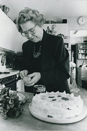 Charlotte Turgeon, editor of 1st English edition.