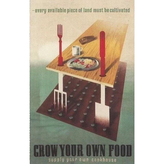 For Veterans Day: A celebration of Wartime & Rationing Cookbooks that gave patriotic purpose to everyone who wanted to help serve! . . For California: Victory Garden Cookbooks to remind everyone that California is our country's #1 agricultural producing state. The fires there will effect us all 🌱. . . And for perspective: Food is the most deadly weapon of mass destruction. Don't take it for granted. . . #foodforthought #veteransday #california #vintage #cookbook #illustration #graphicdesign