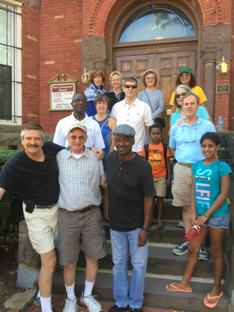 Parkwood Shaw Tour Group