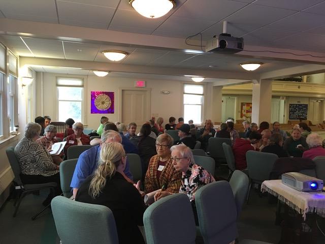 Mid-Maine District United Methodist Church Resource Day