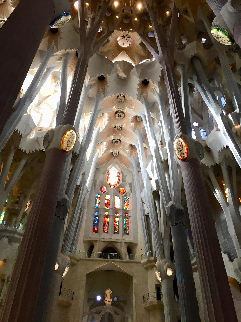 Sagrada Familia Interior.JPG