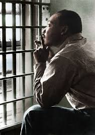 MLK, Jr. - arrested in jail.jpg