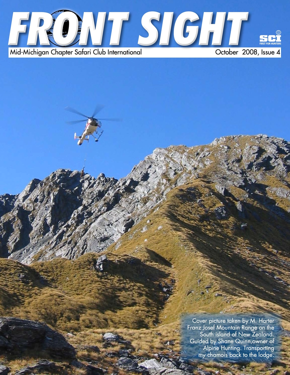 Issue 4, October 2008