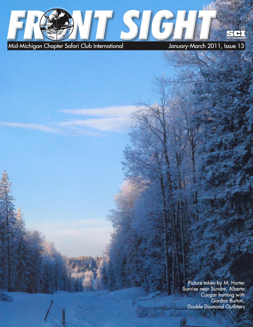 Issue 13, January 2011
