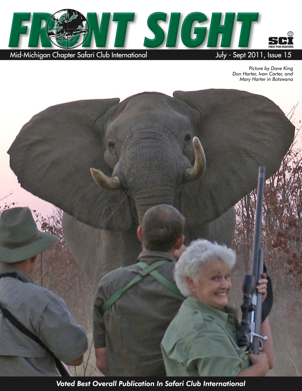 Issue 15, July 2011