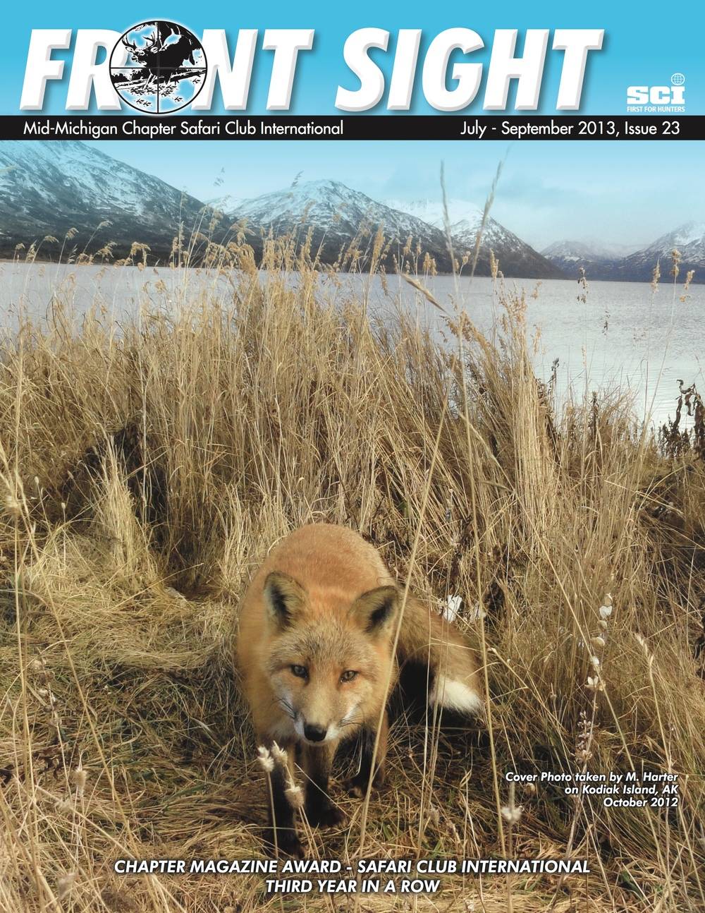Issue 23, July 2013