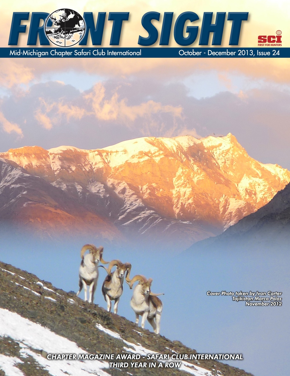 Issue 24, October 2013