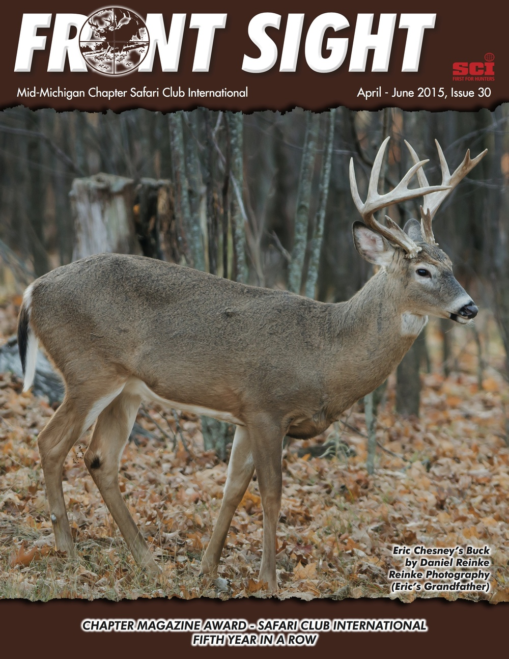 Issue 30, April 2015