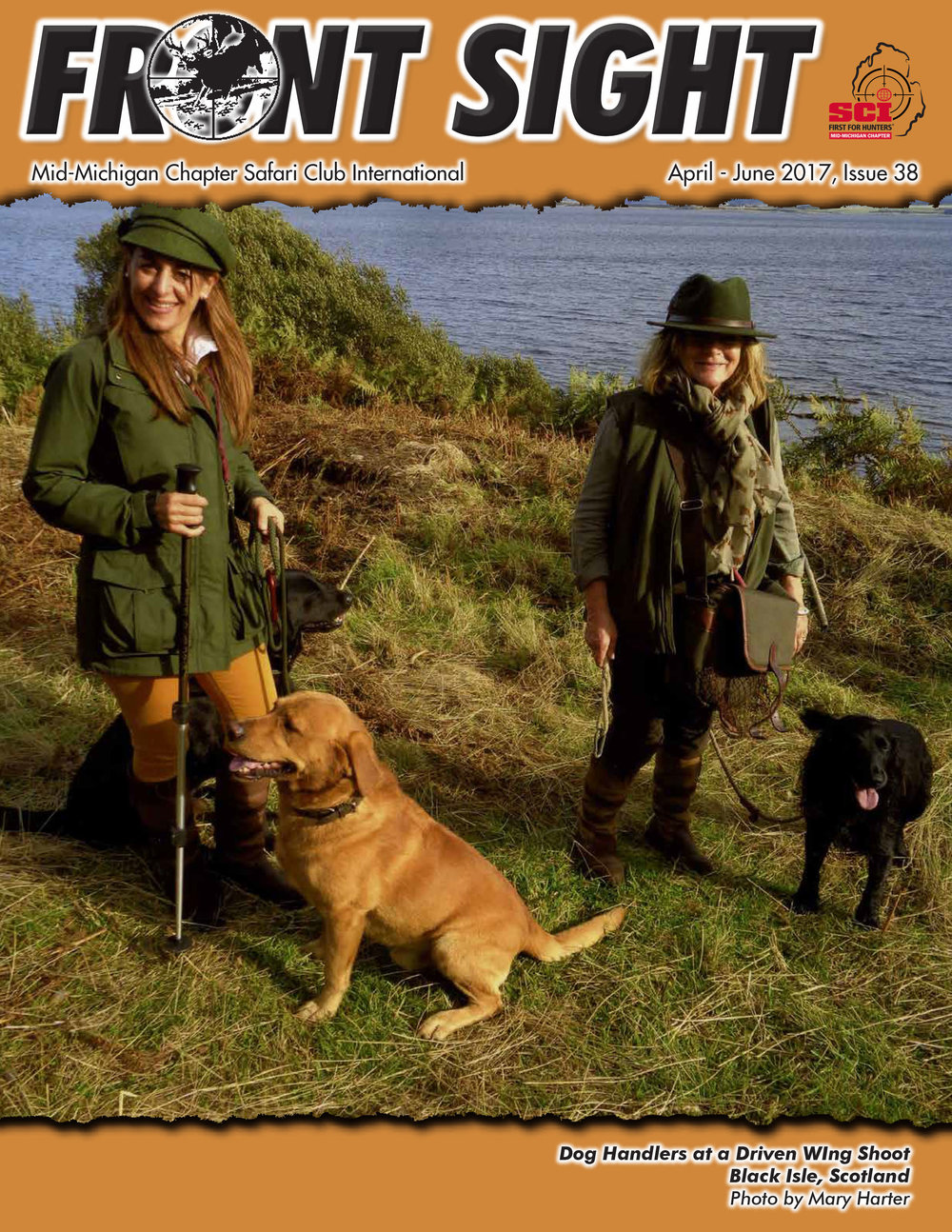 Issue 38, April 2017
