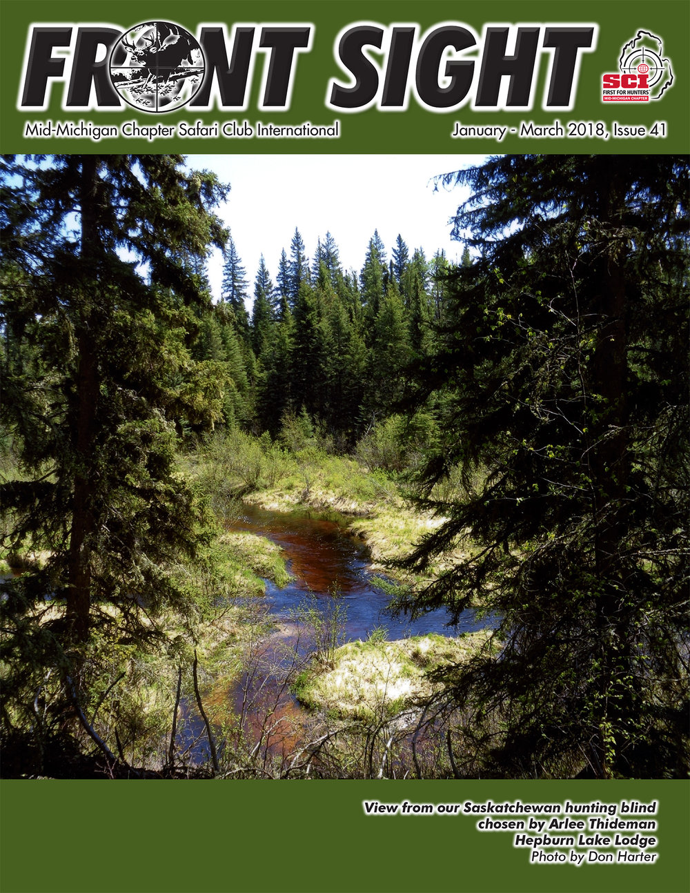 Issue 41, January 2018