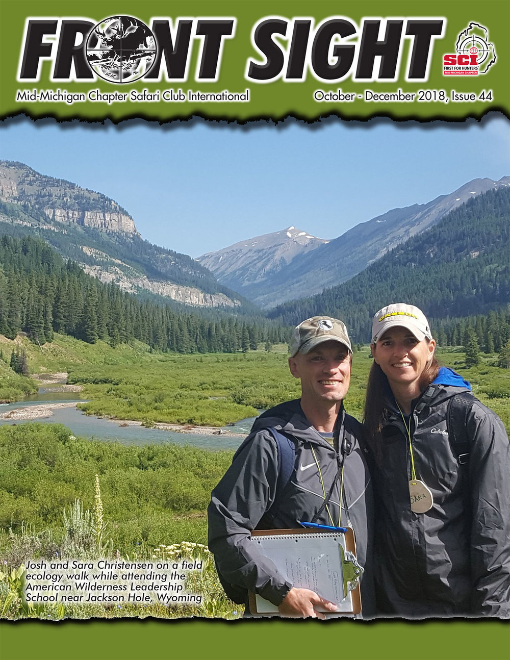 Issue 44, October 2018