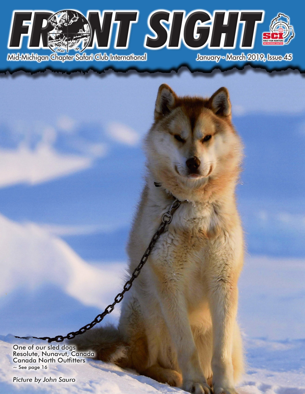 Issue 45, January 2019