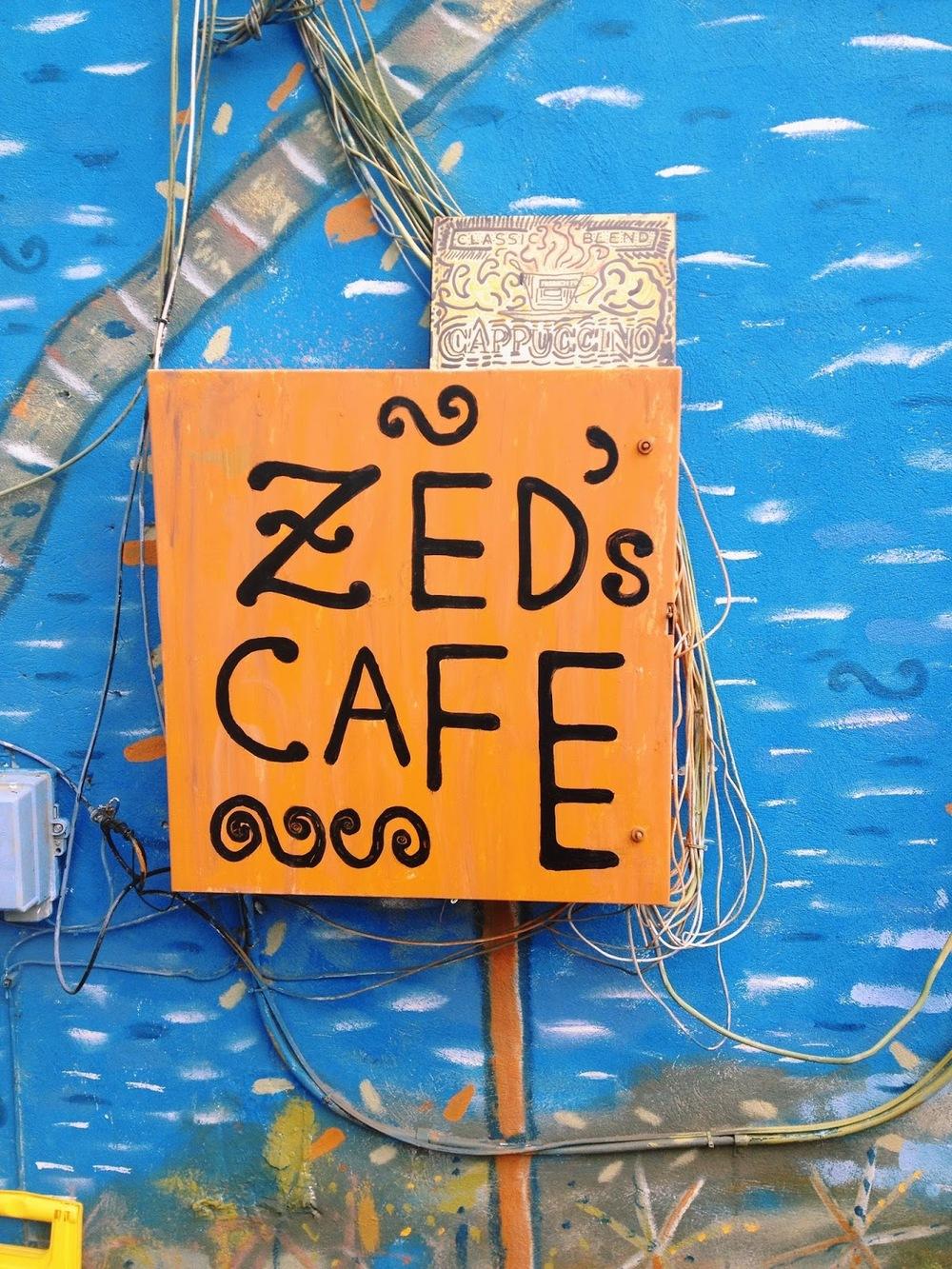 Zed's Cafe