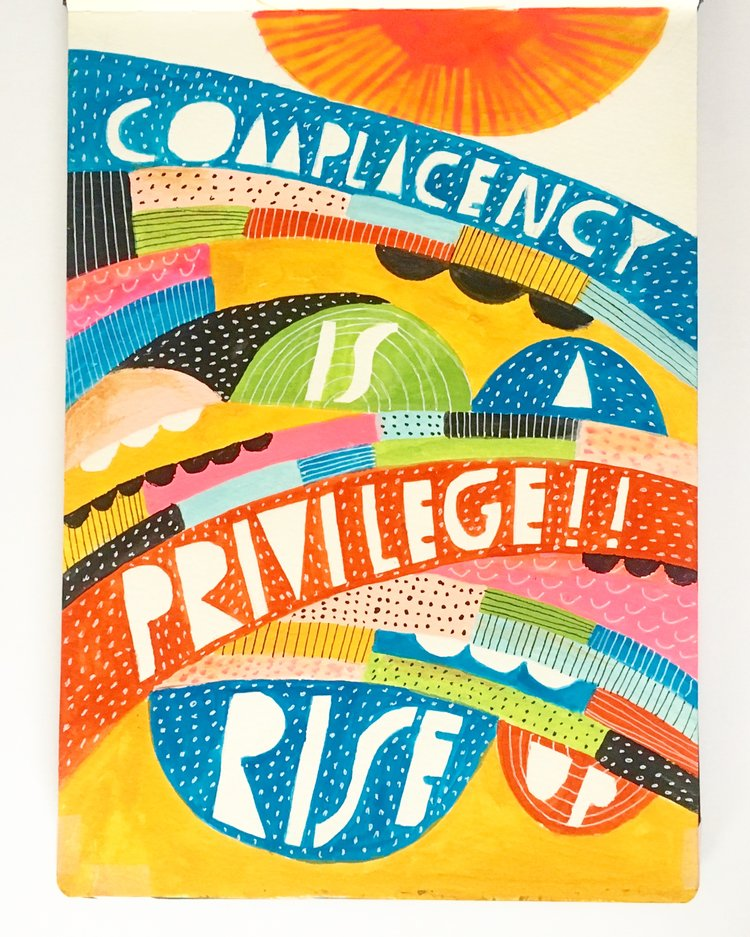 Artwork by  Lisa Congdon