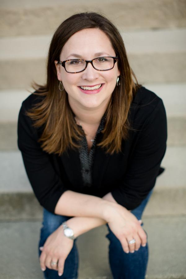 Blog of author Brooke McGlothlin