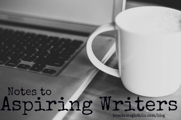 Notes to Aspiring Writers (new)