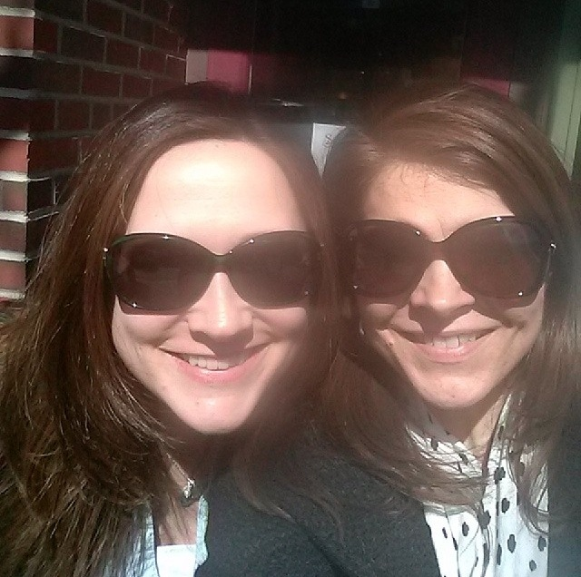 Brooke and Stacey in NY