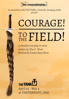 """Courage"" image"