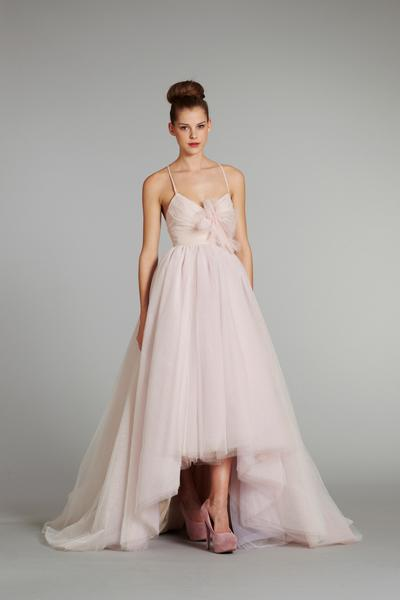 Gown: Blush by Hayley Paige Lilac