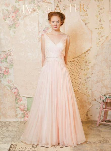 Gown: Ivy and Aster Peony