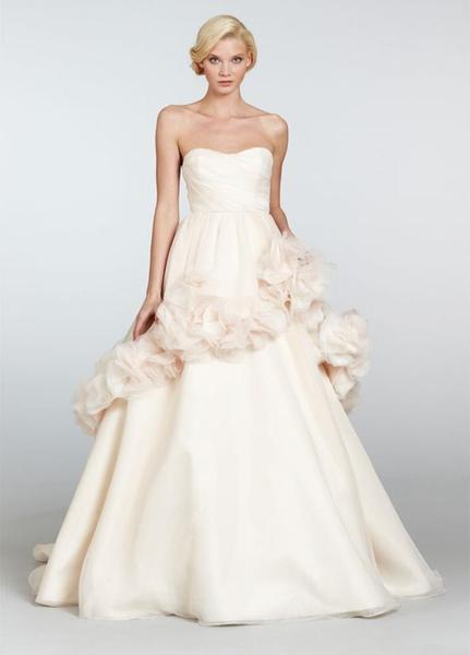 Gown: Hayley Paige Petal
