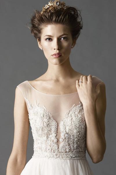 Gown:  Watters  Kaliah