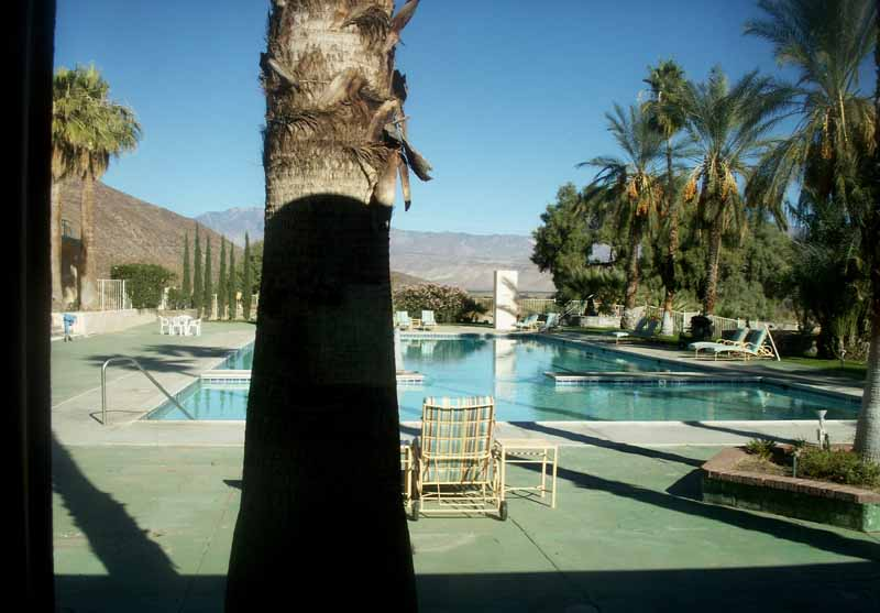 Palms at Indianhead Resort (restored portion of old Hoberg Resort)