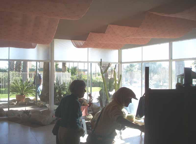 Palms at Indianhead Resort (restored portion of old Hoberg Resort)