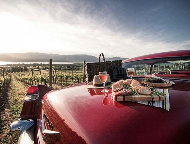 Love Okanagan wine? Looking for a unique Fathers Day gift? Vintage Wine Tours is offering 20% off of Okanagan wine tours in their 1956 Cadillac! Offer ends June 20th. Book online at www.vintagawinetours.ca  #kelowna #okanagan #bcwine #classiccars #fathersday2016