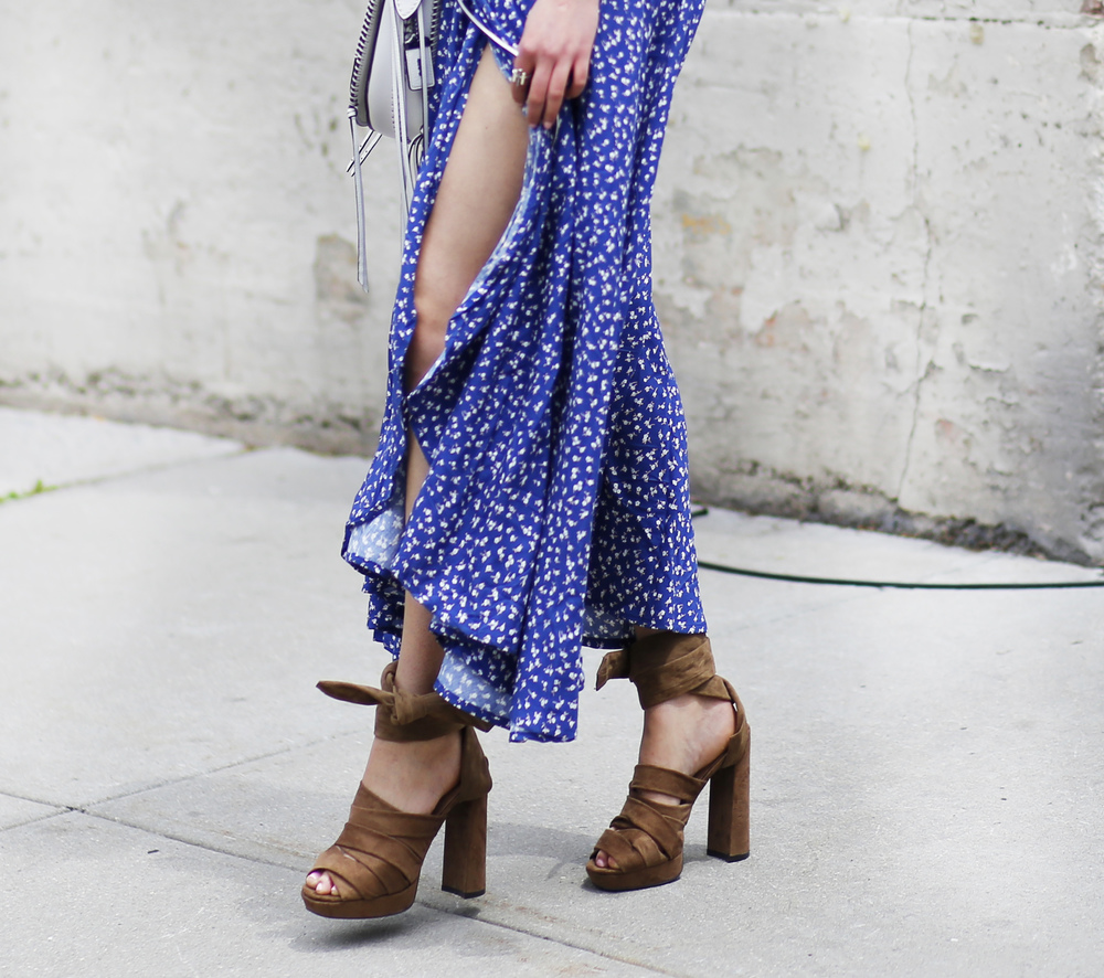 Jeffrey Campbell Lace Up Heel