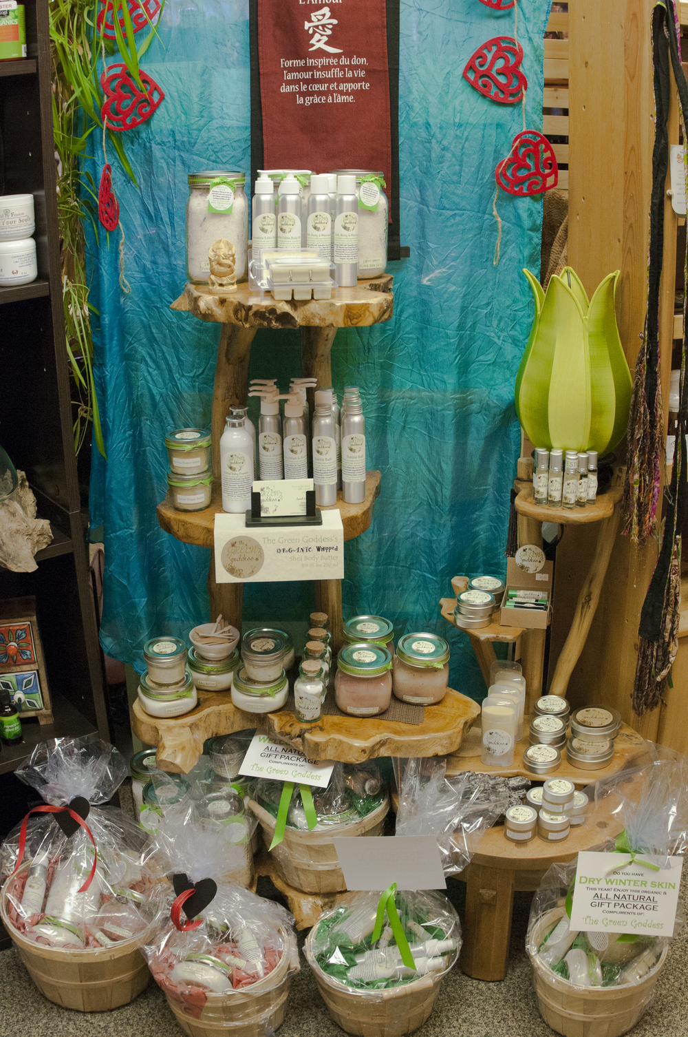 All the Green Goddess Products at The Bodhi Tree Peace River.jpg