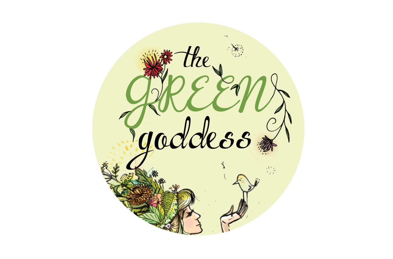 The Green Goddess