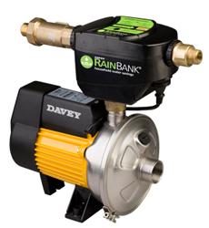 Davey Rain Bank Pump