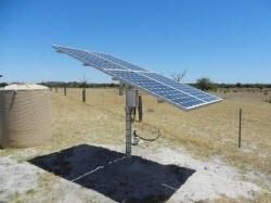 Lorentz Solar Pump
