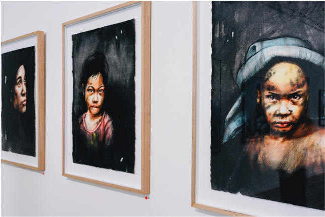 Kalabaw exhibition (2015)